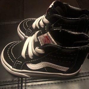 Vans Baby Boys Sneakers Used